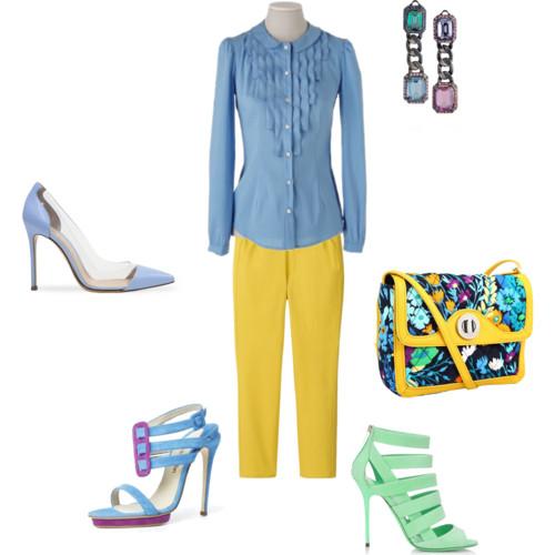 abbinamento tortora e azzurro : Come Abbinare Colore Viola Pictures to pin on Pinterest