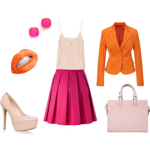 Arancione: come indossare e abbinare • Anna Turcato