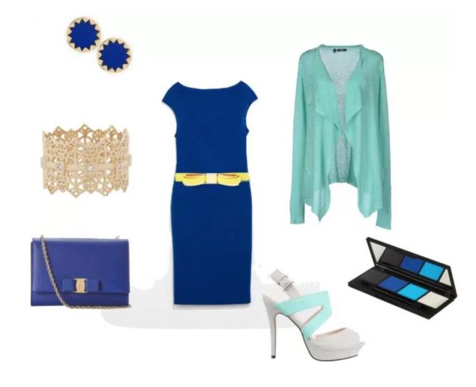 Outfit Cerimonia di annaturcato contenente Topshop