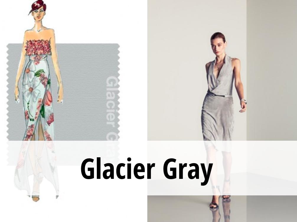 glacier gray colore tendenza primavera estate