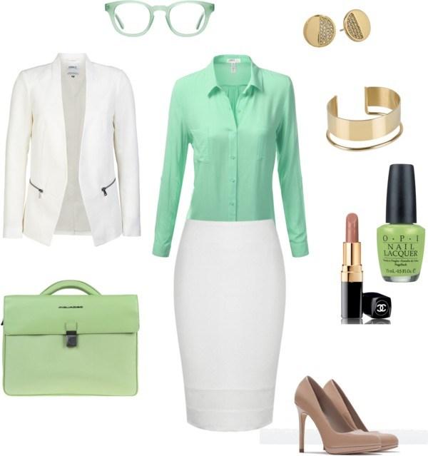 Come abbinare il Lucite Green by annaturcato featuring an opi nail polish