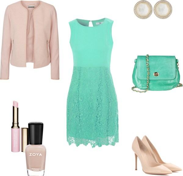 Come indossare Lucite Green di annaturcato contenente ippolita earrings