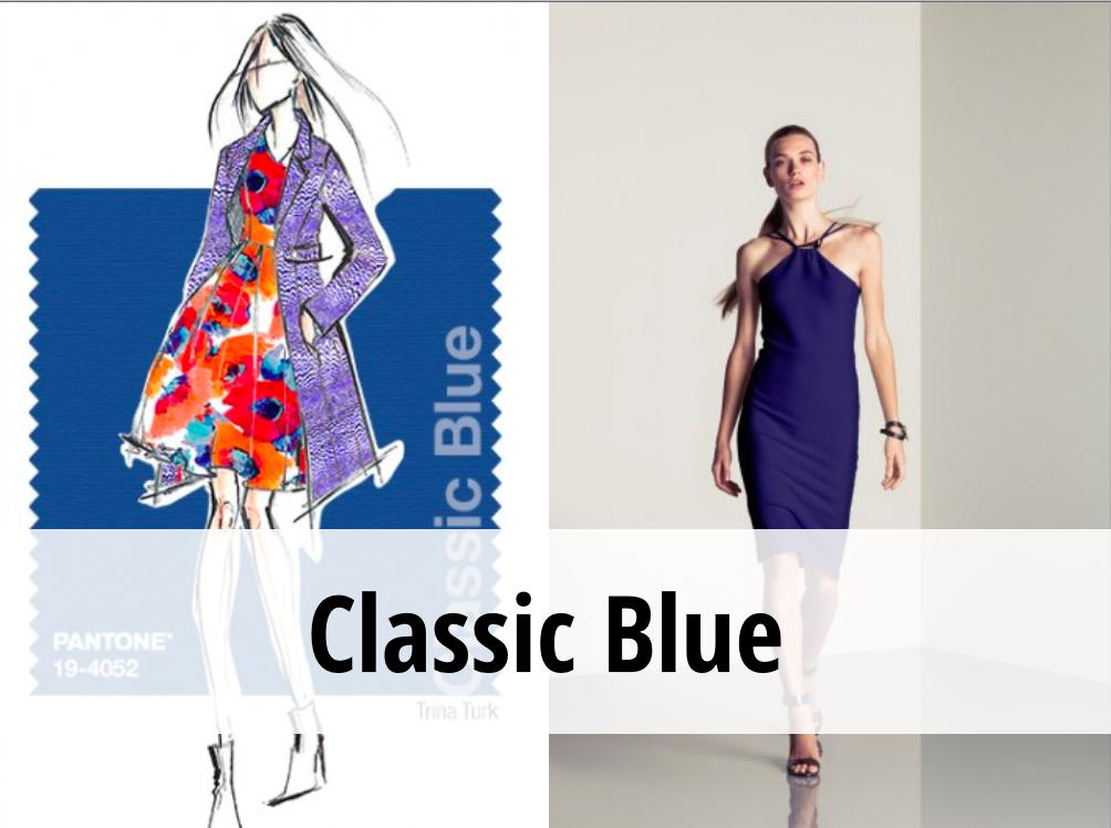 classic blue colore 2015
