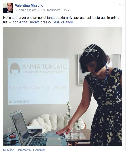 Anna Turcato Zalando