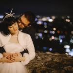 Matrimonio d'inverno e abito da sposa perfetto