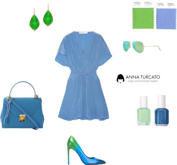 Spring/Summer Girl di annaturcato contenente short dresses
