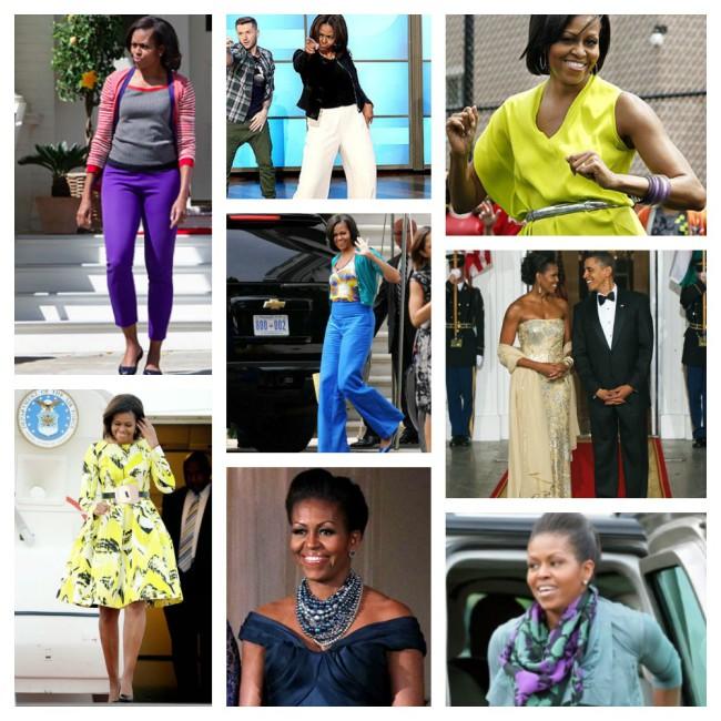 Collage Obama