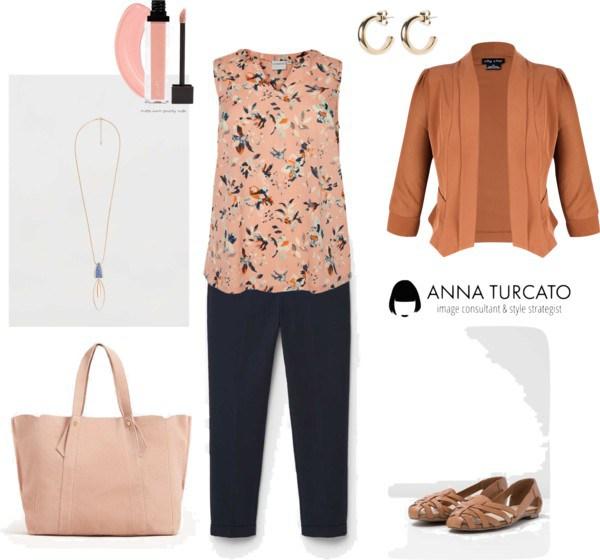 Autumn Curvy Lady di annaturcato contenente leather purses