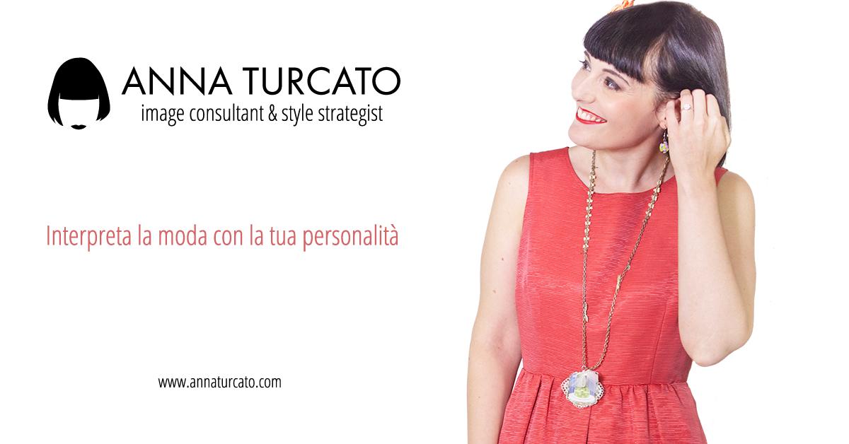 Anna Turcato - Image Consultant & Style Strategist