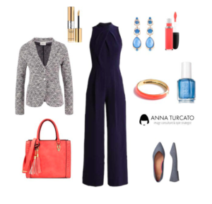 Chic Lady by annaturcato featuring a comic book