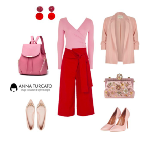 Chic Look by annaturcato featuring a blazer jacket